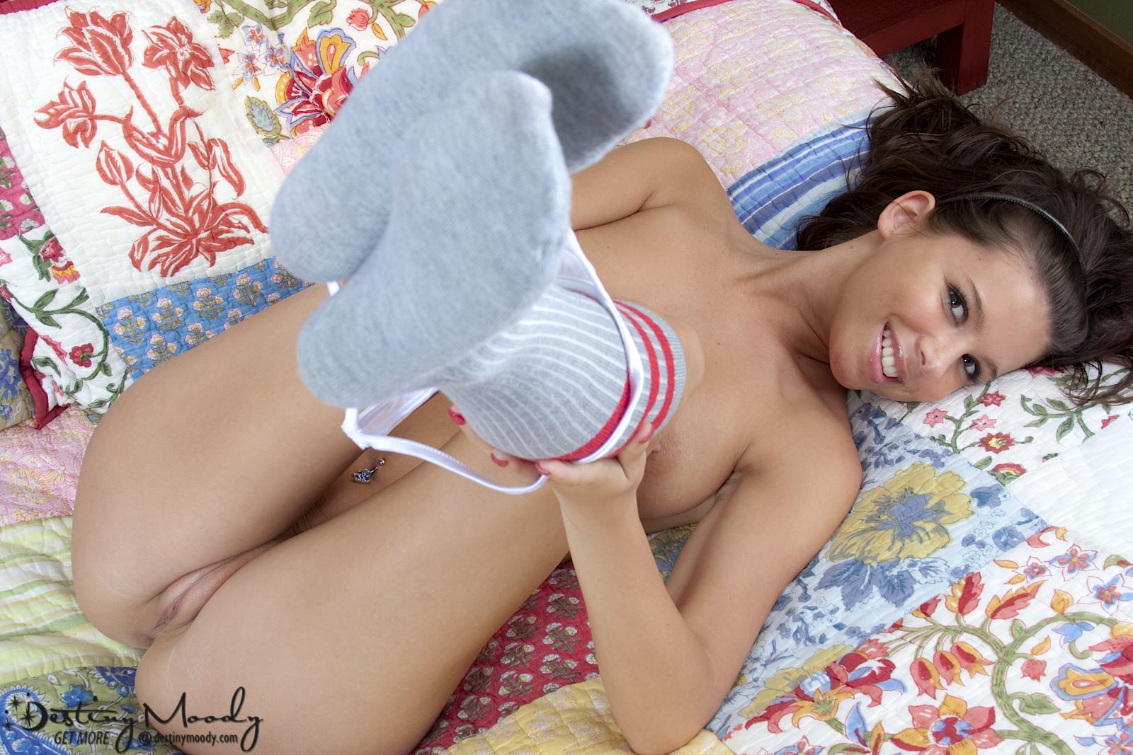 Asian girl lingerie photo